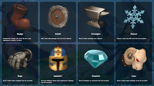 At Duelz casino players earn chest from League standings, from stars gained by winning duels and of course, from trophies